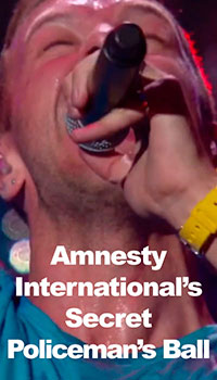 Amnesty International's Secret Policeman's Ball